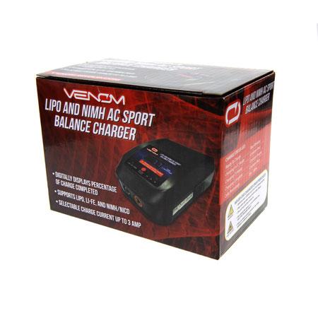 Venom Lipo et Nimh AC Sport Balance Chargeur