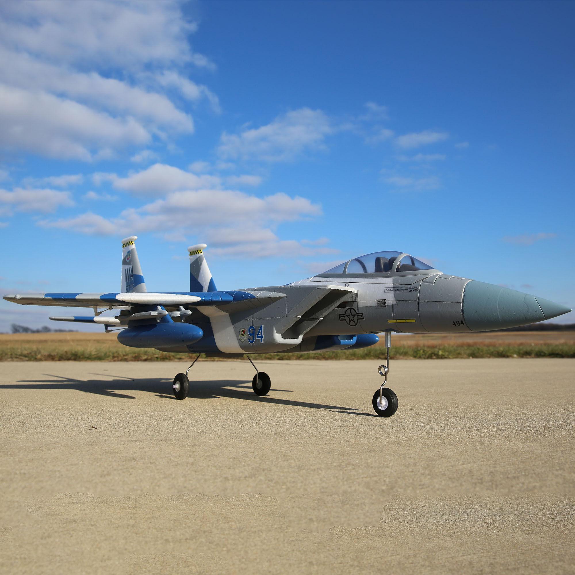 E-Flite pièce de rechange Wing Set f-15 Eagle 64 mm EDF//efl9777