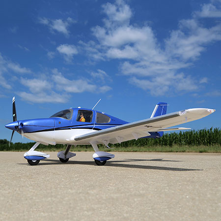 E-Flite UMX Cirrus SR22T Aluminum Propeller Adapter