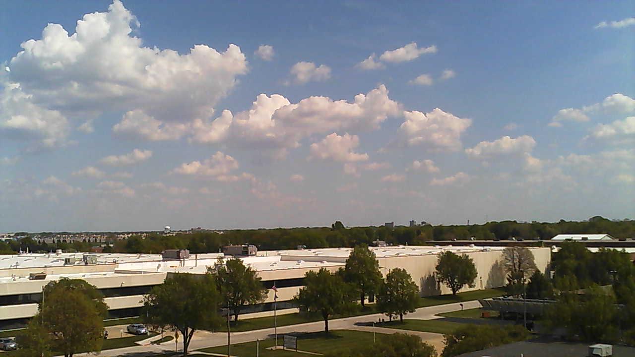 Photo taken from 1SQ V-Cam Quadcopter in flight.