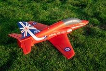 BAE Hawk 'Red Arrows' 50mm EDF PNP