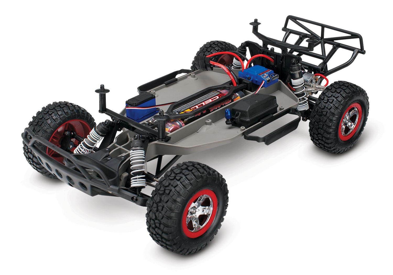 TRAXXAS 6811 SLASH 4x4 CLEAR LEXAN BODY DECALS VXL SC10 BLITZ  4WD 2WD NEW