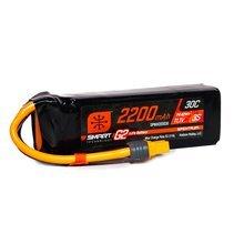 2200mAh 3S 11.1V Smart G2 LiPo 30C; IC3