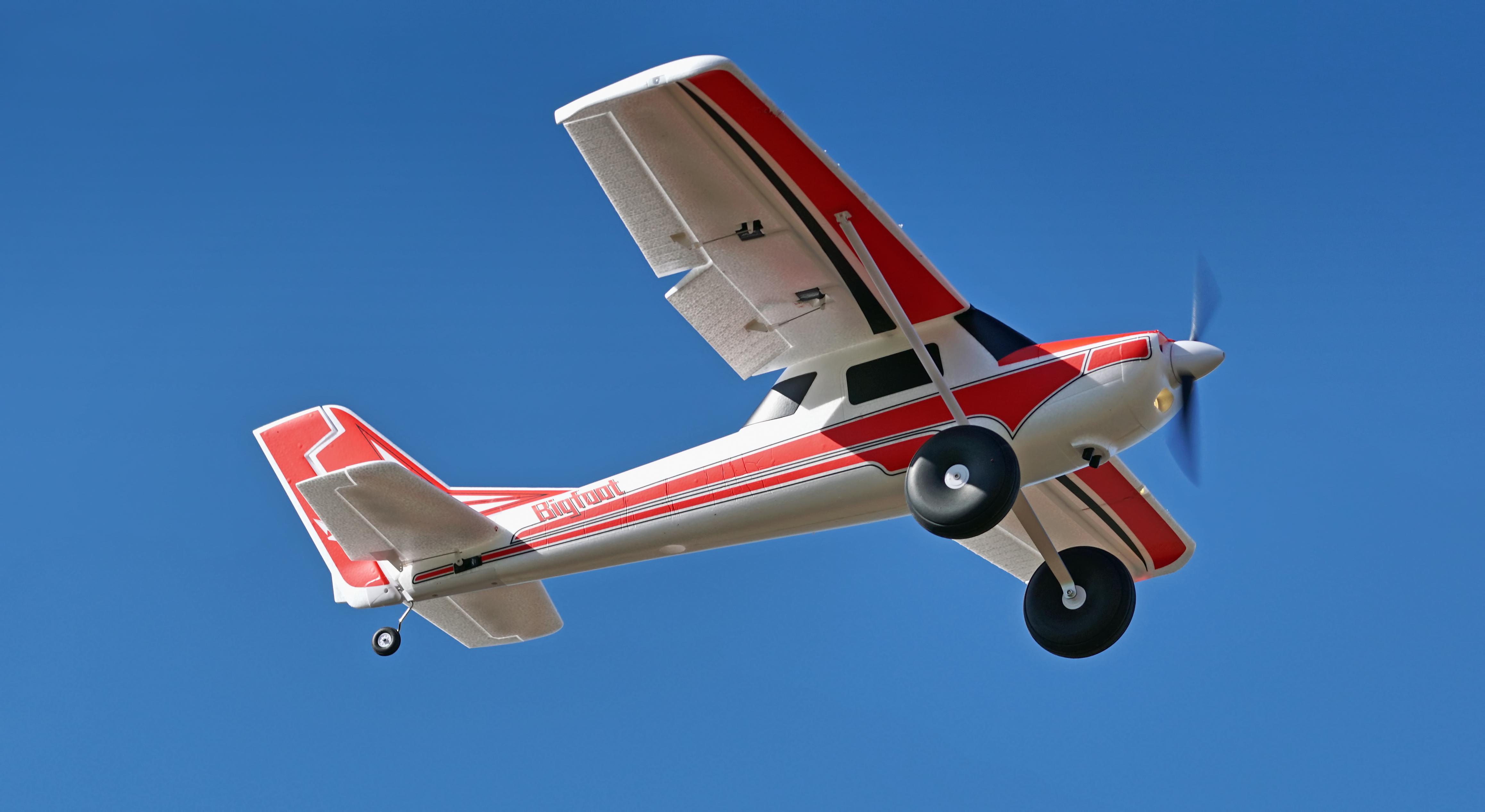 Hobbyzone Hobby Zone Champ RTF Ready To Fly Beginner Micro RC Airplane HBZ4900