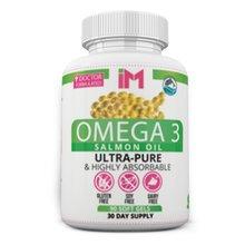 IM Omega 3 - Salmon Oil
