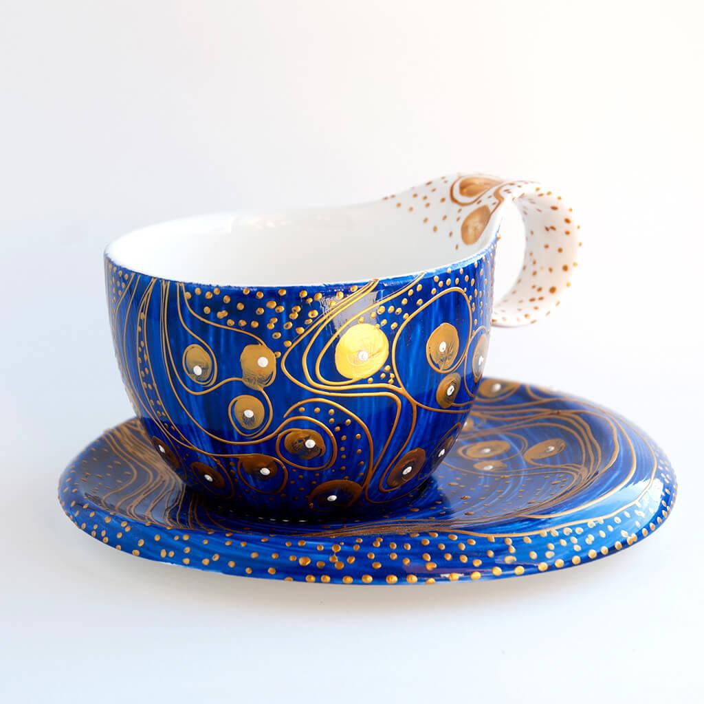 Fancy Teacup