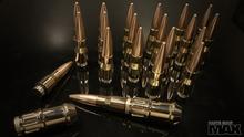 Lug Nut Cap 50 caliber