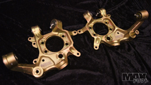 MAX Rear dual caliper drop knuckles for S13 and S14
