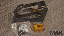 MAX Standard Hydraulic Hand Brake base structure