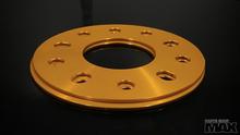 3mm Slip on wheel spacers 120.65 & 114.3 PCD for Corvette