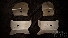 E46 Sub Frame Chassis Reinforcement plates