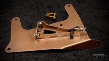 C5 Corvette Hand Brake bolt on baseplate