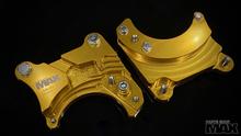 E46M3 Trailing Arm Hand brake Z32 Caliper Brackets