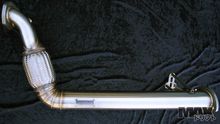MAX Cobra Downpipe for S-chassis KA-T and SR20DET