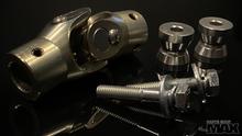 E36 Steering Column Spacer & U-Joint set