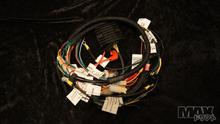 Honda Ruckus 150cc GY6 motor swap wire harness