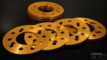 30mm Adjustable Wheel Spacer set for BMW 4 & 5 hole 120PCD