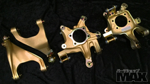 FRS BRZ GT86 Rear Drop Knuckles and Rear Upper Arm Set