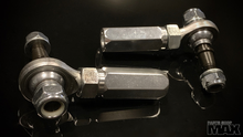 Outer Tie Rods with Taper
