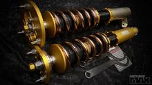 Comp true coilovers for E36 BMWs 10kg F 8kg R