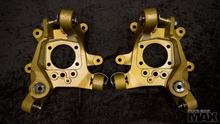 Dual Caliper Rear Drop Knuckles for Z33 350Z, Z34 370Z, G35, G37
