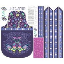 Lucy's Apron Kit - Plum