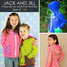 Jack and Jill PDF Pattern