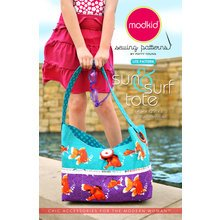 Sun & Surf Tote Sewing Pattern