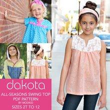 Dakota PDF Pattern