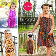 Bridget PDF Pattern