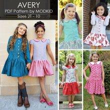 Avery PDF Pattern