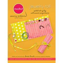 Jewelry Roll Sewing Pattern