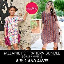 Melanie BUNDLE PDF Pattern