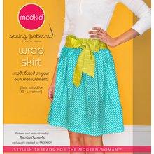 Wrap Skirt PDF Pattern