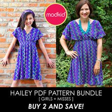 Hailey BUNDLE PDF Pattern
