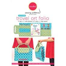 Travel Art Folio Sewing Pattern