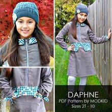 Daphne PDF Pattern
