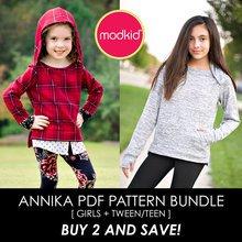 Annika BUNDLE PDF Pattern