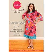 Penelope Plus Sewing Pattern