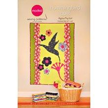 Hummingbird Quilt Sewing Pattern