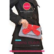 Metro Clutch Sewing Pattern
