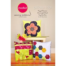 Pillow Trio Sewing Pattern