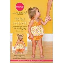 Baby Hannah Sewing Pattern