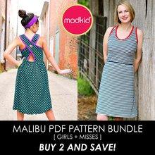 Malibu BUNDLE PDF Pattern