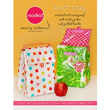 Lunch Bag Sewing Pattern