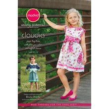 Claudia Sewing Pattern