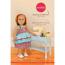 Mini Ava Doll Sewing Pattern