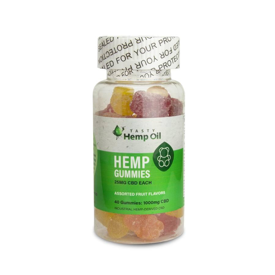 CBD Tasty Hemp Oil Soft Chews