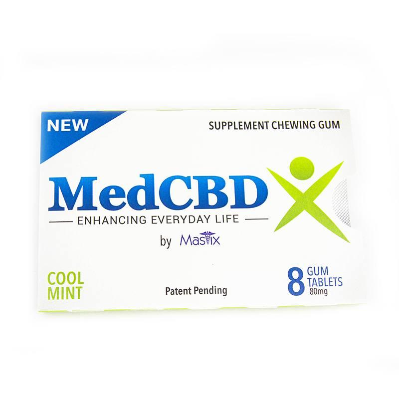 MedCBDX CBD Gum