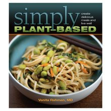 Simply Plant Based: Fabulous Food for a Healthy Life